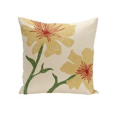 Tarakan Floral Outdoor Pillow