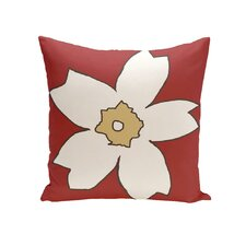 Hawkesbury Floral Outdoor Throw Pillow