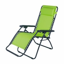 Sanibel Outdoor�Folding and Reclining Zero�Gravity�Chair