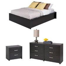 Reiby Platform Customizable Bedroom Set
