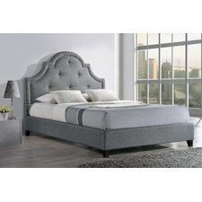 Zack Upholstered Platform Bed  Latitude Run