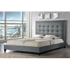 Johnstown Upholstered Platform Bed  Latitude Run
