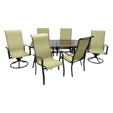 Read Reviews Marco 7 Piece Dining Set