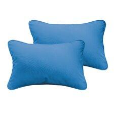 Alcott Outdoor Lumbar Pillow (Set of 2)