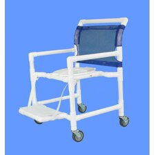 Extra Wide Shower Chair