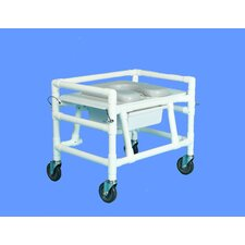 Bariatric Commode Shower Chair