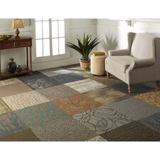 """20"""" x 20"""" Carpet Tile in Assorted"""