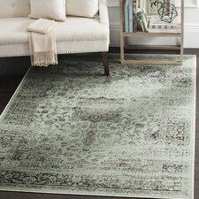 Teppich Immortelle in Fichte/Elfenbein