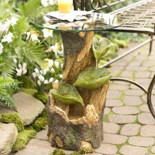 Purchase Indoor/Outdoor Fountain Side Table