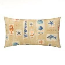 Cape Cod Outdoor Lumbar Pillow