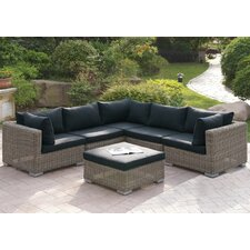 #2 6 Piece Deep Seating Group with Cushion