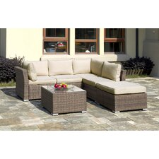 No Copoun 3 Piece Deep Seating Group