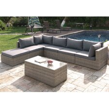 Purchase 7 Piece Deep Seating Group with Cushion