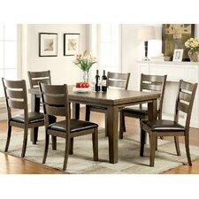 2 miami 7 piece dining set dining room furniture - Dining room sets miami ...