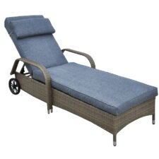 Diana Chaise Lounge with Cushion