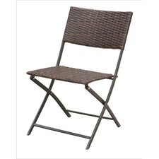 Braemar Outdoor Foldable Side Chair