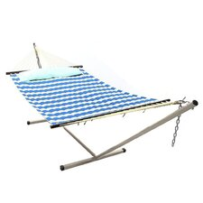 Royal Polyester Hammock with Stand