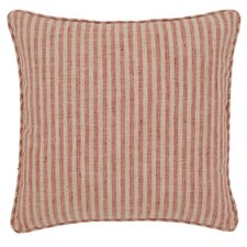 Adams Ticking Indoor/Outdoor Throw Pillow