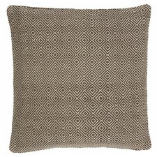 Petit Diamond Indoor/Outdoor Throw Pillow