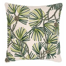 Pine Needles Indoor/Outdoor Throw Pillow