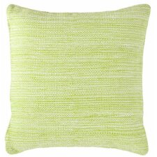 Mingled Indoor/Outdoor Throw Pillow