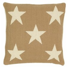 Star Indoor/Outdoor Throw Pillow