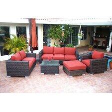 Madison 5 Piece Deep Seating Group with Cushion