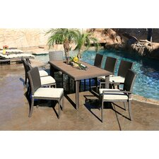 Tampa 9 Piece Dining Set