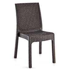 Rattan Deluxe Side Chair (Set of 2)