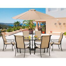 Hammond 7 Piece Dining Set