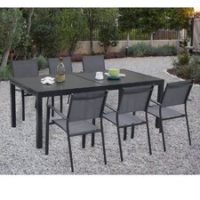 Nova 7 Piece Dining Set