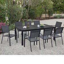 Nova 9 Piece Dining Set