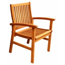 LuuNguyen Hawaii Patio Arm Chair