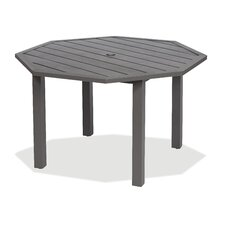 Chevron Slats Dining Table