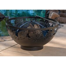 Charcoal Outdoor Fireplaces Amp Fire Pits You Ll Love Wayfair
