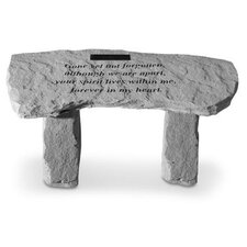 Best Choices Gone Yet Not Stone Garden Bench