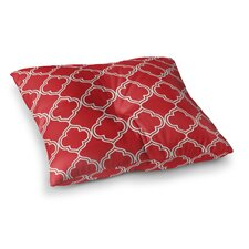 Moroccan Christmas Floor Pillow