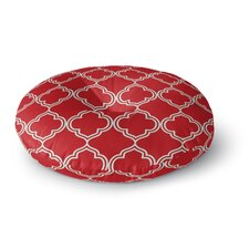 Moroccan Christmas Floor Pillow