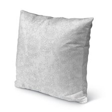 Salerno Burlap Indoor/Outdoor Throw Pillow