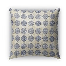 Palencia Burlap Indoor/Outdoor Throw Pillow