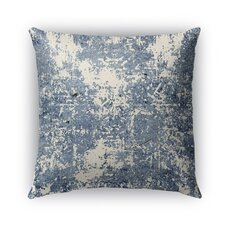 Parma Burlap Indoor/Outdoor Throw Pillow