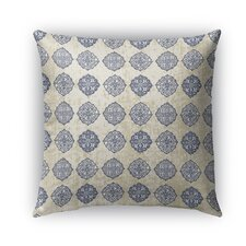 Palencia Burlap Indoor/Outdoor Throw Pillow