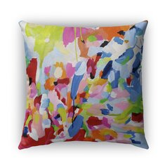 Boom Boom Boom Indoor/Outdoor Throw Pillow