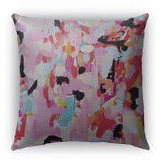 Charm Dripper Indoor/Outdoor Throw Pillow with Zipper