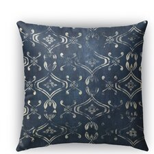 #2 El Durado Burlap Indoor/Outdoor Throw Pillow