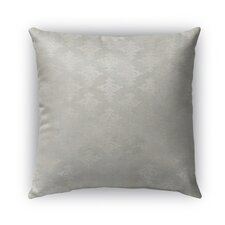 Vasos Burlap Indoor/Outdoor Throw Pillow