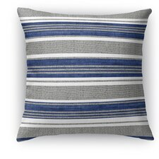 Sagamore Burlap Indoor/Outdoor Throw Pillow