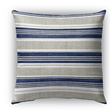 Orleans Indoor/Outdoor Throw Pillow