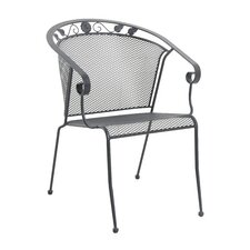 Oxford Stacking Dining Arm Chair (Set of 4)