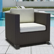 Lovely Outdoor Arm Chair with Cushion